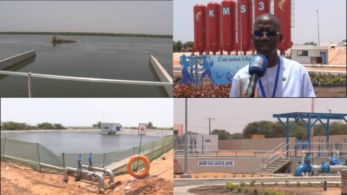Inauguration de l'usine KMS 3 : « nous sommes largement au-dessus des besoins en eau potable des populations de Dakar et ses environs. » (Charles Fall DG SONES)