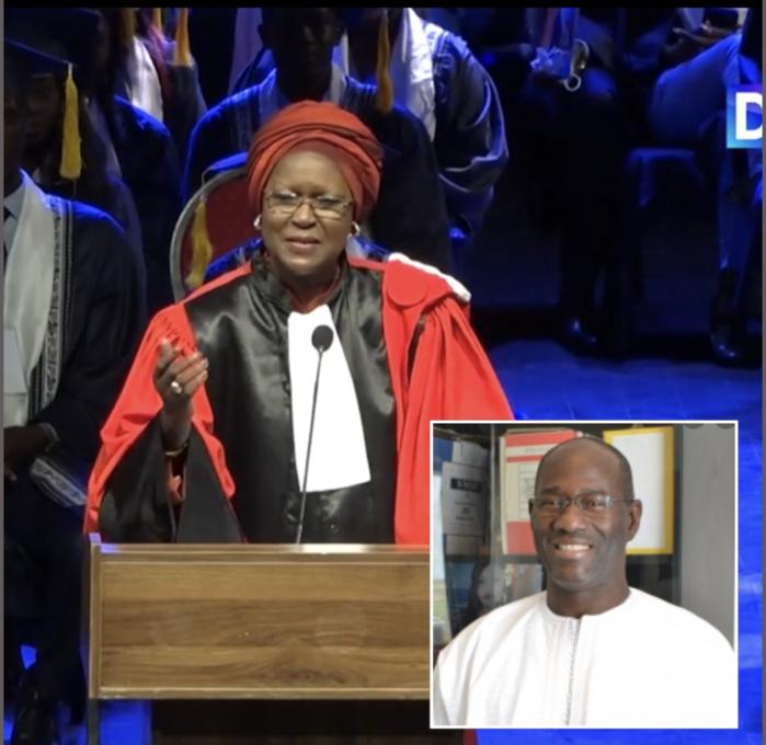 Décès du juge Samba Sall : Le Pr Amsatou Sow Sidibé a le « cœur serré »
