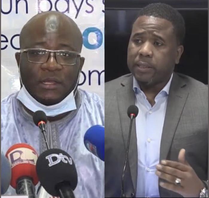 Birahime Seck corrige Bougane Guèye Dany : « Le quitus fiscal n'a rien à voir avec le redressement fiscal »