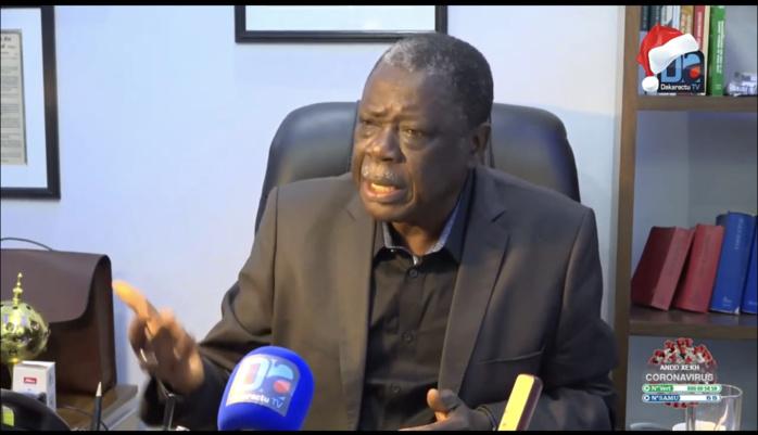 Conclusions du dialogue politique : « Ceux qui n'y ont pas assisté sont disqualifiés pour en parler... Ils s'engagent dans un faux débat » (Me Ousmane Sèye à l'opposition)