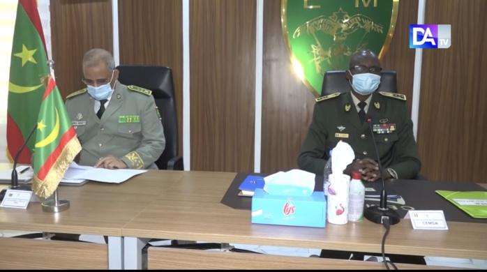 Manœuvres navales conjointes : Les marines de la Mauritanie et du Sénégal unissent leurs forces contre la pêche illégale, le trafic de drogue et la piraterie.