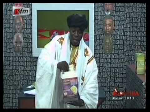 Kouthia Show - Kouthia raille Me El Hadji Diouf - 13 Août 2013