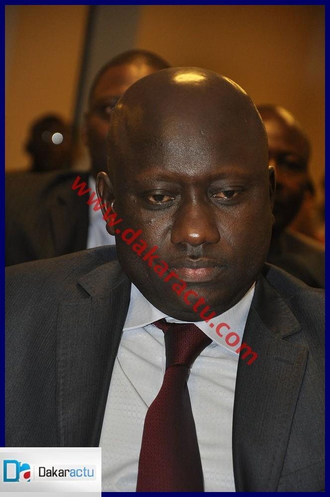 La colère noire du Procureur de la République à la cérémonie d'installation de la patronne de la police (PHOTOS)