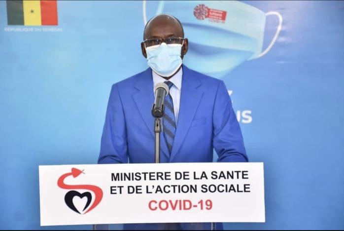 SÉNÉGAL : 733 nouveaux cas testés positifs au coronavirus, 138 nouveaux guéris, 2 nouveaux décès et 19 cas graves en réanimation.