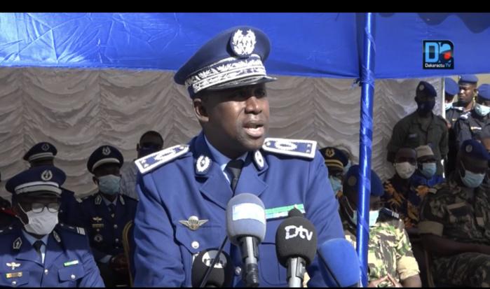 Gendarmerie : le Général de brigade Thiaca THIAW nommé Haut-commandant en second  et Sous-directeur de la Justice militaire.