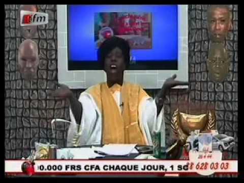 Kouthia Show - Kouthia raille Mr Météo - 14 Août 2013