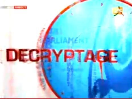 """Décryptage du mercredi 14 Août 2013 """"Rewmi Doxul"""""""