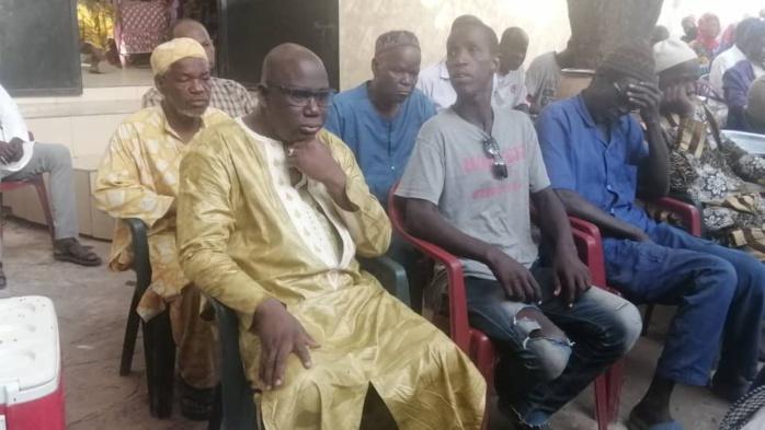 Tamba / Anniversaire du décès de OTD : Sina Cissokho prie pour le défunt SG du PS et réaffirme son soutien indéfectible à Macky Sall.