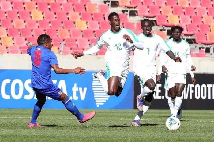 Tournoi Cosafa : menés (2-0) en première période, les lions locaux reviennent à la marque et battent ESwatini aux tirs au but…