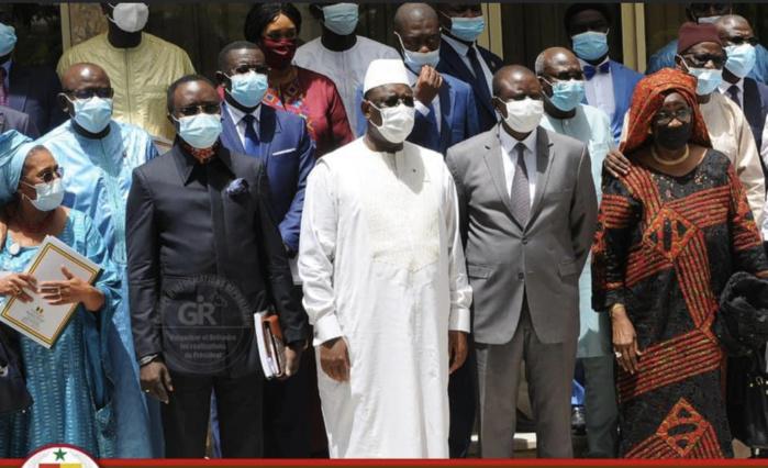 Force Covid-19 : Six membres du comité de suivi du fonds testés positifs au coronavirus au cours de la mission (un décès noté).