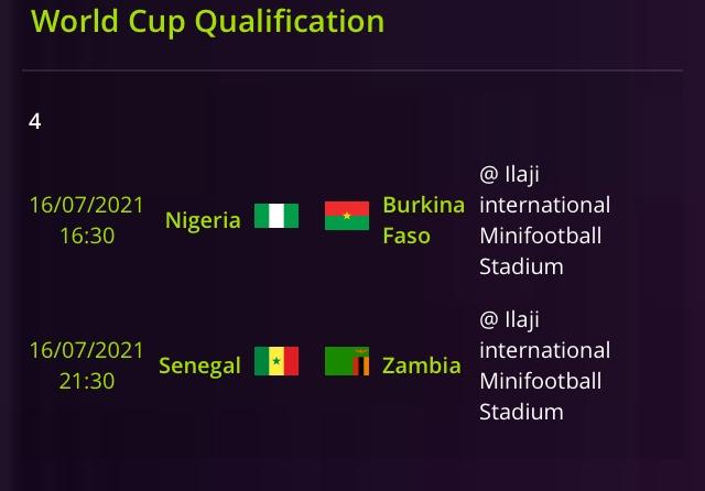 CAN mini foot : après son forfait contre la Côte d'Ivoire, le Sénégal relayé perdant dans le programme de la confédération africaine de mini foot.