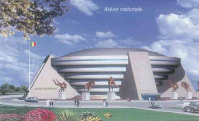 """Arène nationale : Jamra et """"Mbañ Gacce"""" sensibilisent l'Etat sur """"la nécessité de sauvegarder le Technopole&"""