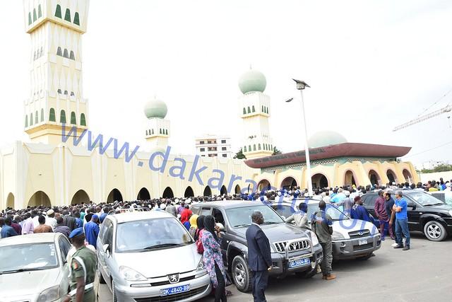 Covid-19 : Pas de prière de Tabaski à la Mosquée Omarienne.