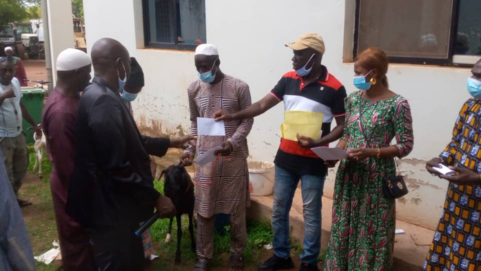 KÉDOUGOU / TABASKI 2021 : Le maire Mamadou Hadji Cissé dégage 10 Millions en appui aux indigents.