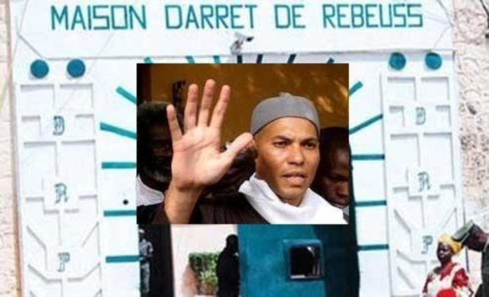 Karim Wade et Cie bouclent leur quatrième mois à Rebeuss