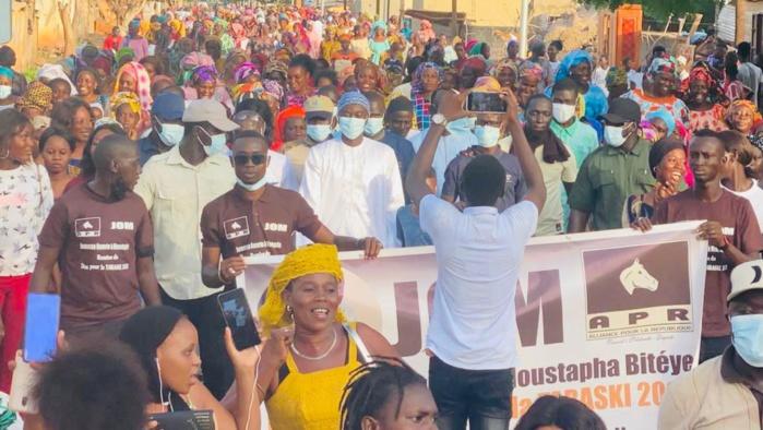 TABASKI 2021 : Les populations de Nioro soulagées après par la grosse contribution de Moustapha Bitèye