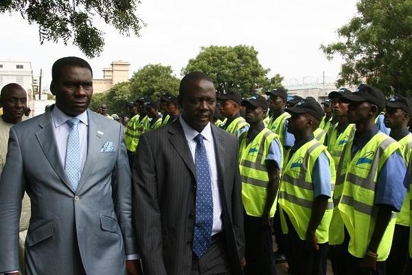 Affaire des 450 agents de sécurité du Port : Le Pad fait face à la presse ce mardi à 16 heures
