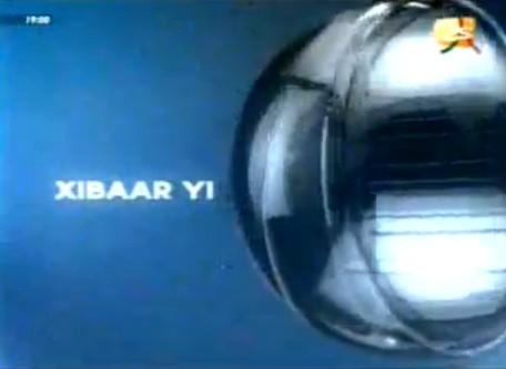 Xibaar Yi 19H 2Stv du mardi 20 août 2013