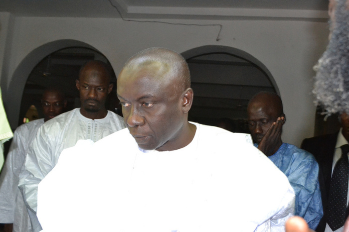 Idrissa Seck épinglé dans le rapport de l'Ige