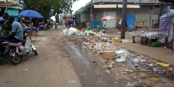 Lendemain de Tabaski à Kolda : entre ordures jonchant les rues et enfants à la traine…