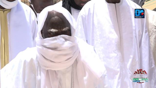NDIGËL À  TOUBA - Prière du vendredi et port du masque / Le Khalife donne la conduite à tenir…