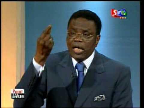 Invité du Soir - Mbaye Jacques Diop - 22 Août 2013