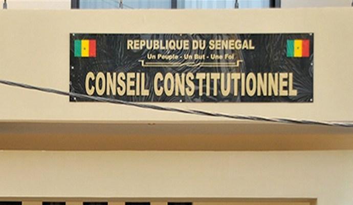 Loi portant Code électoral : Le Conseil constitutionnel rejette la requête de l'opposition