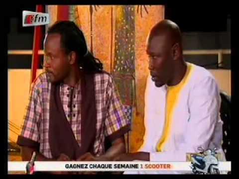 Ngonal avec Alioune Mbaye Nder - 23 Août 2013