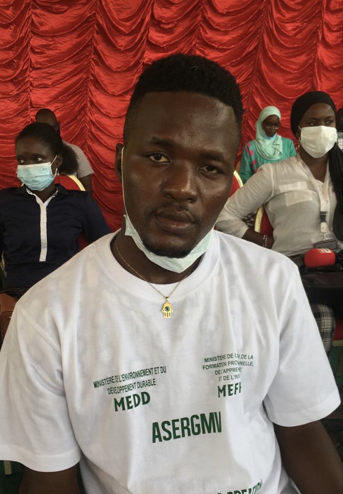 Programme ''Xeuyou Ndaw Gni'' : « Personnellement, je n'y croyais pas (…) jusqu'au jour où on m'a appelé pour me dire que j'ai un contrat avec l'État, je n'en revenais pas ! » (Khalifa Diop, bénéficiaire)