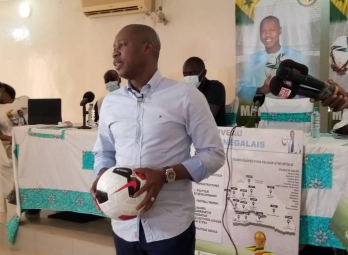 En tournée à Diourbel, le candidat à la présidence de la FSF, Mady Touré, solde ses comptes : «Si on me taxe d'étranger, cela veut dire qu'ils n'ont pas d'autres arguments»