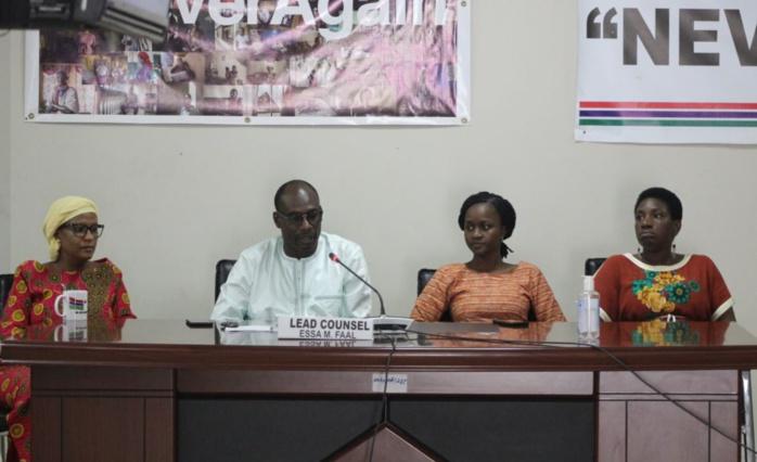 Réparation pour les victimes de Yaya Jammeh : le comité de réparation de la TRRC s'engage à payer les familles