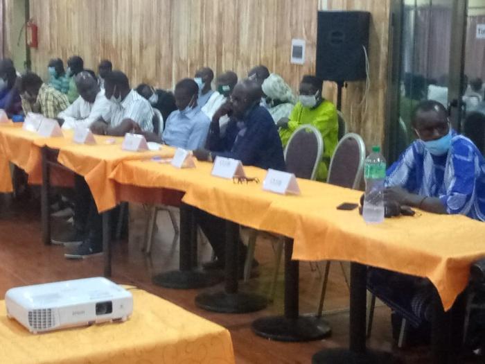Kaffrine / Abdoulaye Seydou Sow : «Kaffrine n'a pas violé les textes... Ce n'est pas Mady le candidat contre Senghor, c'est des lobbies...»