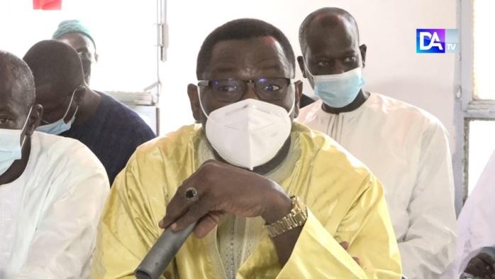 DOCTEUR DIENG AU CRD DU MAGAL : «  La Covid-19 a enregistré 2.695 cas depuis le début et fait 158 morts dans la région de Diourbel »