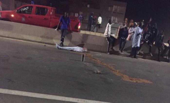 KOLDA : Un directeur d'école fauché mortellement par un camion.