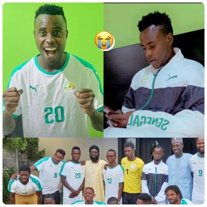 Nécrologie : Ousmane Diagne, le défenseur de Niary Tally et membre de l'équipe nationale de mini foot est décédé.