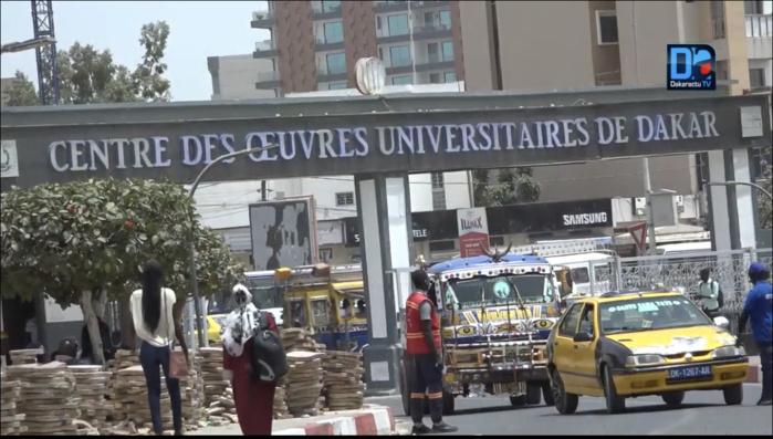 Campus universitaire : Les étudiants de l'Ucad invités à libérer les chambres au plus tard le 05 août 2021.