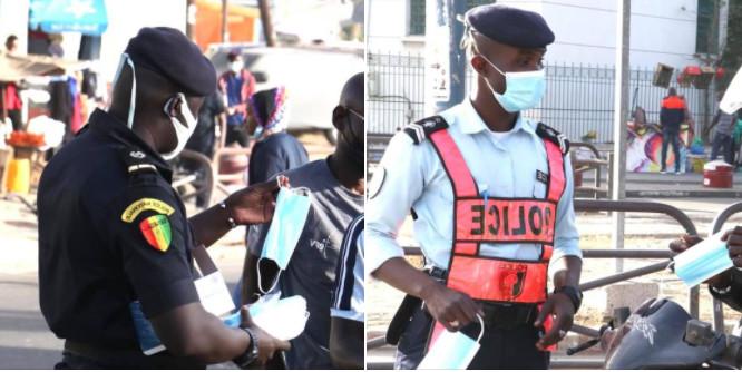 Port obligatoire de masque : l'arrêté prorogé pour une durée de trois (3) mois à compter du 30 juillet 2021