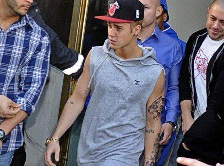 Justin Bieber à nouveau arrêté