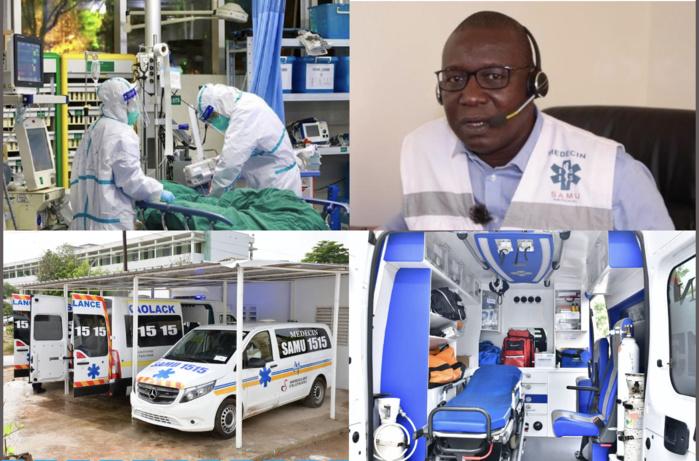 Prise en charge des cas Covid-19 : « Nous sommes débordés. En urgence, 90% des tests que nous faisons pour les malades reviennent positifs » (Mamadou Diarra Bèye, directeur SAMU National)