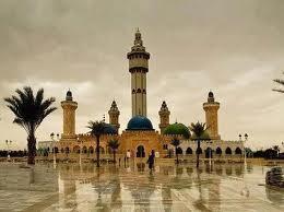 Khalifa Sall à Touba