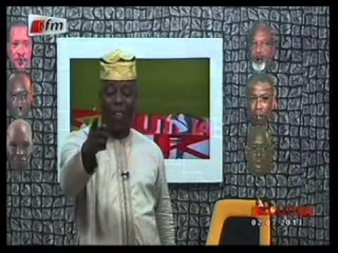 Kouthia Show - Kouthia raille Youssou Ndour - 30 Août 2013