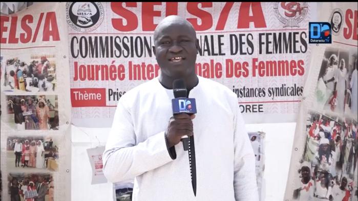 Fraude au Bac : « Nous ne soutiendrons aucun professeur s'il est pris en flagrant délit de fraude ou de tricherie avec les élèves » (Saourou Sène, SG du SAEMSS)
