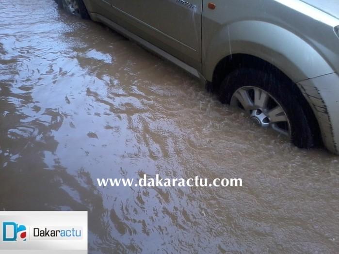 Fortes pluies d'hier à aujourd'hui : les « drames » qui contredisent le ministre des inondations Khadim Diop