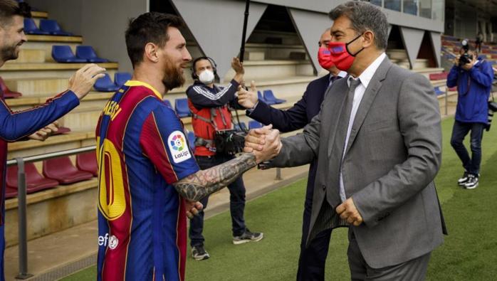 Mercato / Barcelone : Messi, recrues… Laporta a enfin la solution !