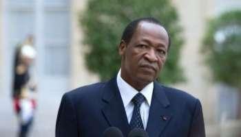 Burkina Faso : le président Compaoré cible d'une tentative d'assassinat