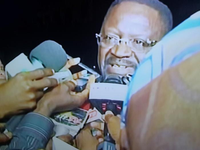 Abdoulaye Seck sort de consultation et esquisse le portrait d'un bon ministre de l'agriculture.