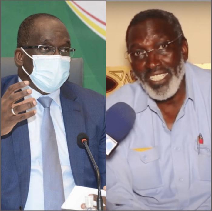 Affaire des équipements médicaux vendus dans les structures sanitaires privées : Le Dr Babacar Niang est rentré chez lui après son audition.