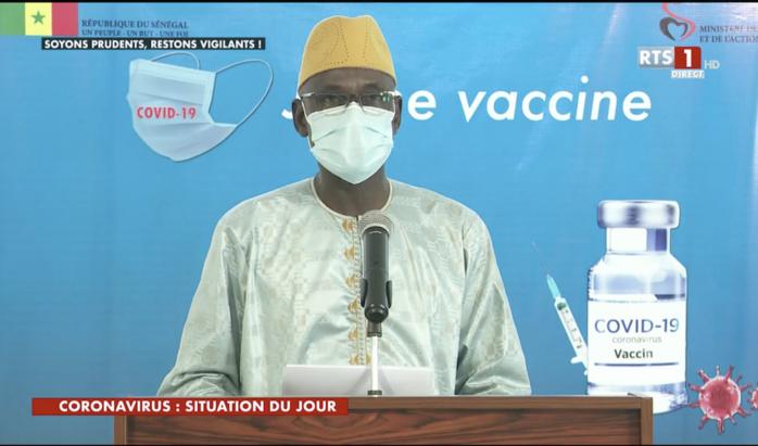 SÉNÉGAL : 911 nouveaux cas testés positifs au coronavirus, 457 nouveaux guéris, 16 nouveaux décès et 64 cas graves en réanimation.