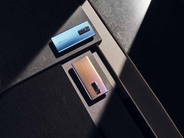 Le PHANTOM X réimagine le design du Smartphone du futur : Un design extraordinaire avec de l'élégance et de la classe