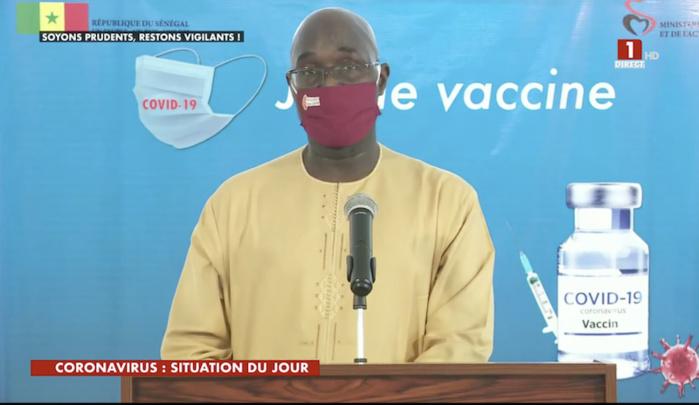 Prise en charge des cas de Covid-19 : «Nous avons une augmentation moyenne de 90 à 100 lits chaque semaine» (Dr Alioune Badara Ly, COUS)